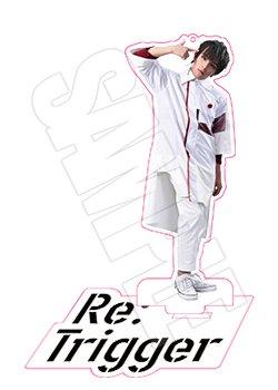 画像2: 砂岡事務所プロデュース『RE:Trigger』アクリルキーホルダー(スタンド付き) 全15種
