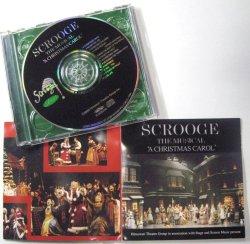 画像1: ミュージカル『スクルージ〜クリスマス・キャロル〜』1999年版ライブCD